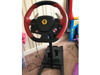 Thrusmaster Ferrari racing Wheel and stand