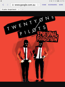 21 pilots standing tickets Cooloongup Rockingham Area Preview