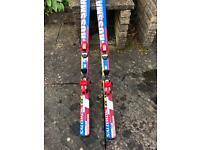 Salomon ski's 130cm