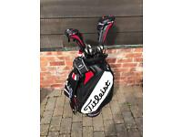 Full Titleist GOLF Set and Extras MUST SEE!