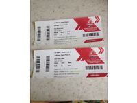 Tickets Rugby League Semi-Final 5th Aug 2018