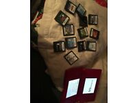 Nintendo ds (red) oos