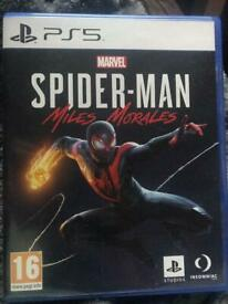 Spider-Man PS5 Game