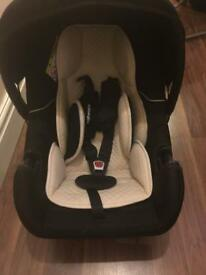 Mothercare carseat
