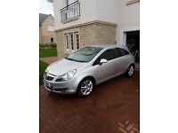 Vauxhall Corsa 1.2 SXi MOT and serviced. Great condition