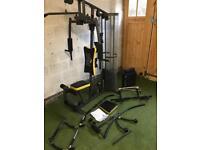 Home Gym - Everlast EV1000 Gym - good condition