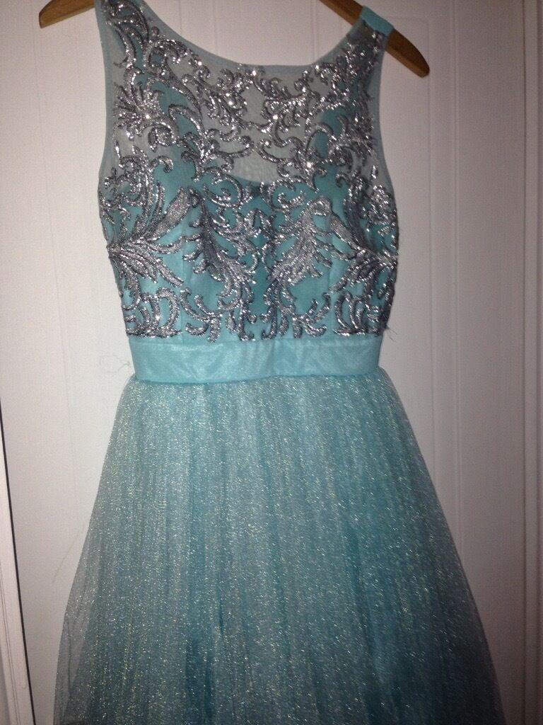 Quiz mint green dress | in Robroyston, Glasgow | Gumtree
