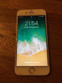 Apple iPhone 6s 16gb silver unlocked