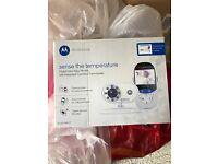 Motorola Baby Monitor MBP 27T