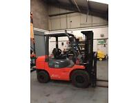 Forklift Hire 3 ton Toyota Container Spec. Diesel.