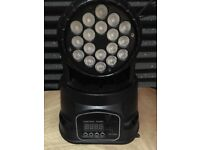 Professional Light With Built In Strobe
