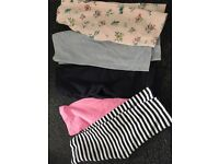 Girls cropped leggings NEXT !! Good condition 7-8 yrs