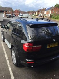 X5 Bmw 2007 57 p 3.0 d serves Hester. 7 month omt. Very clean. 3 oner. So many. Mow