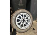 Genuine BMW e36 alloy wheel
