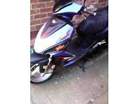 2012 lifan 50cc moped for sale