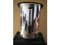 QUEST 20L TEA URN HOT WATER COFFEE BOILER STAINLESS STEEL CATERING