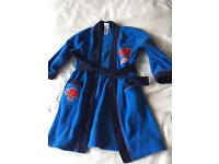 Mr Men dressing gown 4 - 5 years