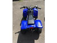 Kazuma 50 cc quad