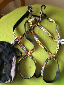 Petzl child full climbing harness