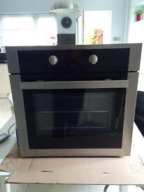 Hygena integrated electric fan asst oven