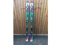 Head Peak 3 skis and bindings 160cm