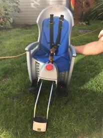 Universal children's bike seat