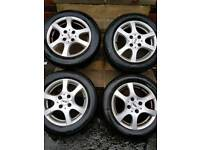 Ford alloys wheels others available sheffield .