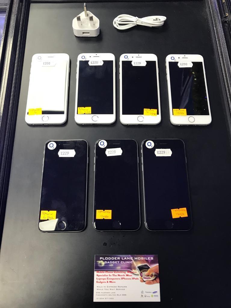 Iphone 6 / 6s / 6/ 5c 5s