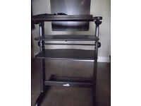 GEUTHER FAMILY HIGHCHAIR - COLONIAL BROWN