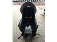 Hamax toddler bike seat