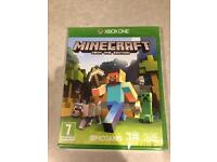X Box One Minecraft Game