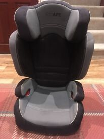 Isafe isofix high back booster seat