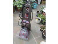 carpet/shampoo cleaner needs repairing
