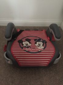 Disney booster seat