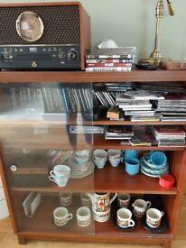 Retro bookcase ex school