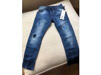 Boys Diesel Jeans - 8 yrs