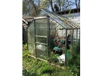 Lovely greenhouse needs a new home! £30 ONO.
