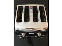 Delonghi Icona Aubergine Toaster