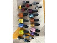 Nail Varnish / Polish - OPI/China Glaze & more