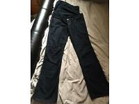 Maternity jeans/leggings size 10-12