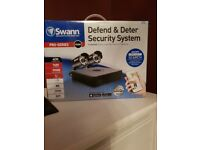 Swann 960h 4 channel cctv kit brand new unopened