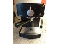 Nespresso Krups Coffee Machine excellent condition