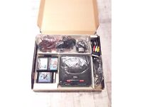 SEGA MEGADRIVE BOXED WITH CONTROLLERS & GAMES