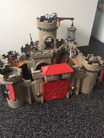 Hawk knights castle