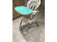 Baby Joie Ajustable high chair
