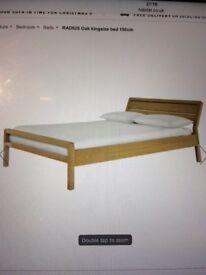 Habitat Radius kingsize bed 160cm