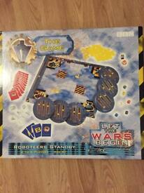 Board Game Robot Wars BBC