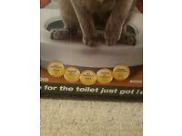 Litter Kwitter, toilet training for cat's