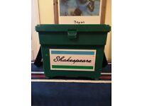 Shakespeare fishing seat box