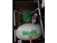Bambi silent air compressor